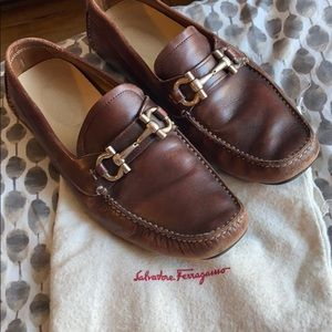 Salvatore Ferragamo loafers / drivers